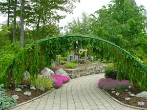 Merveilleux Photo Courtesy Of The Coastal Maine Botanical Gardensu0027 Website:  Www.mainegardens.org